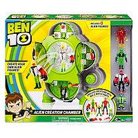 """Ben 10 Набор """"Камера создания пришельцев"""" (4 фигурки) , 77711"""