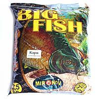 Прикормка Big Fish (Тутти-фрутти, натуральный) 2,5кг tr-166808