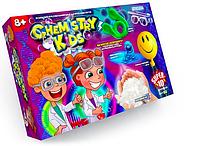 Набор для опытов Danko Toys 10 Магических экспериментов Chemistry Kids