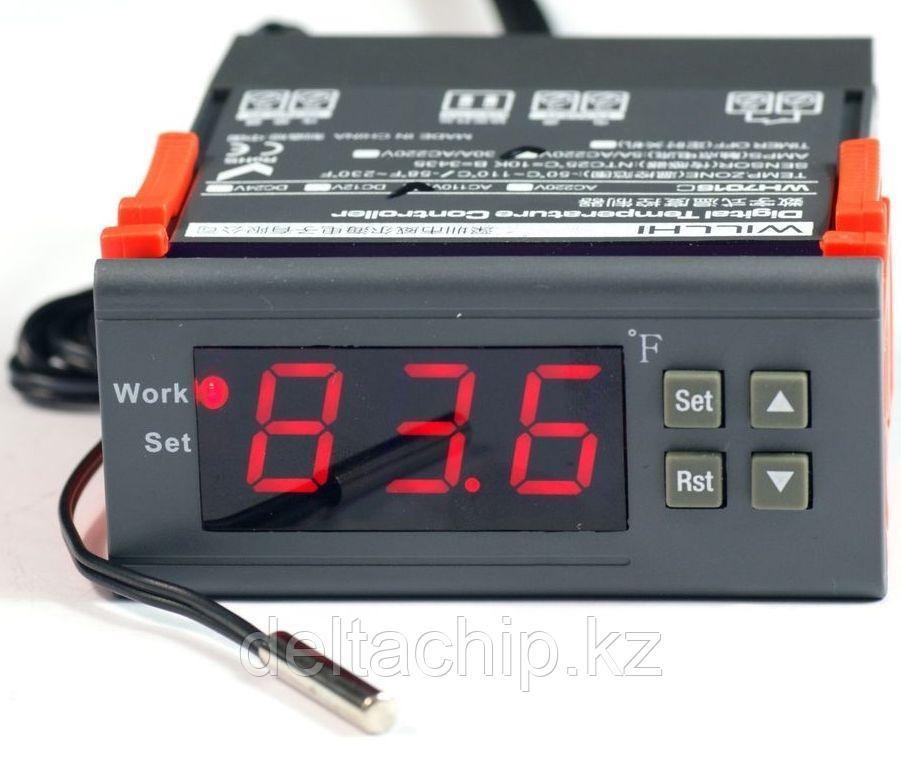 Терморегулятор 7016D от -30 до +300C