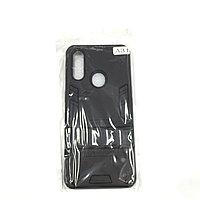 Чёрный чехол для Samsung Galaxy A31