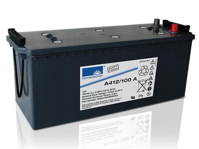 Стационарные аккумуляторы Exide Sonnenschein A400