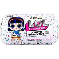 LOL Surprise Confetti Under Wraps капсула 571469