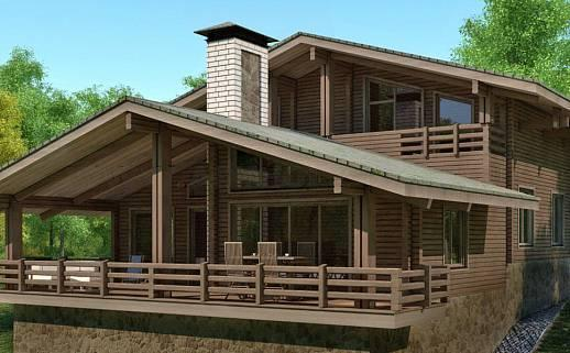Проект дома №3302