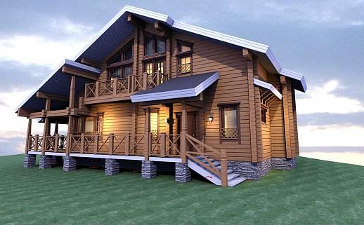 Проект дома №2265