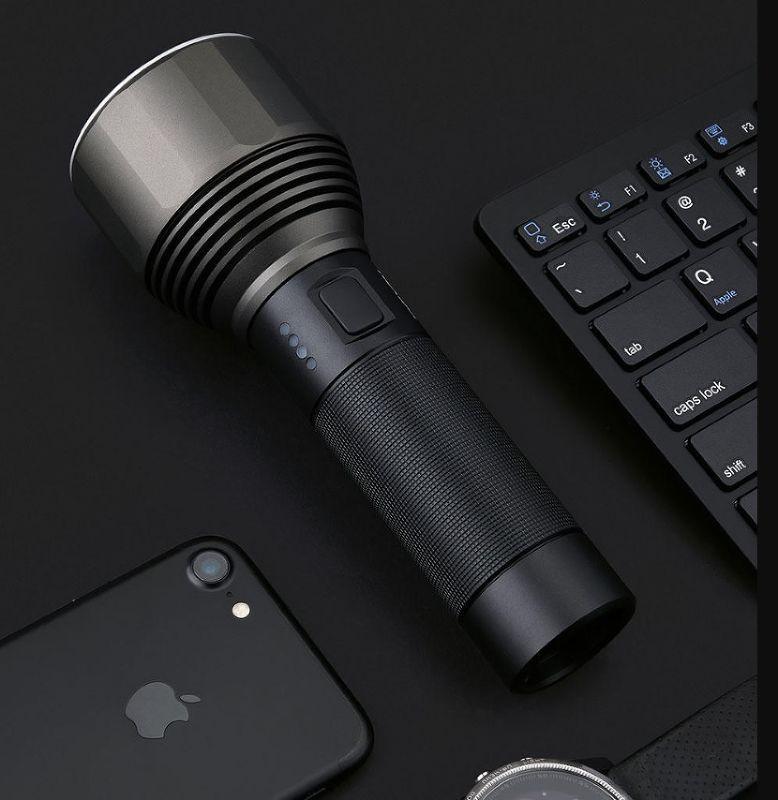 Тактический фонарик Xiaomi NEXTOOL LED Outdoor Powerful Light Flashlight ZES0417