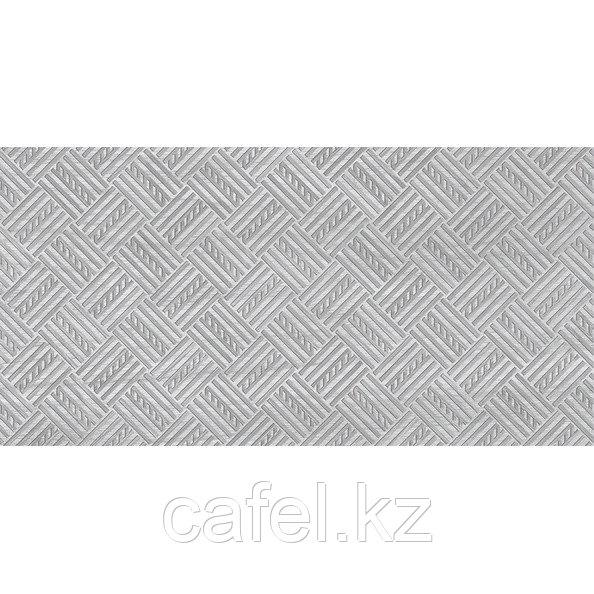 Кафель | Плитка настенная 20х40 Кемпас | Cempas серый геометрия