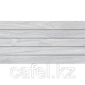 Кафель | Плитка настенная 20х40 Кемпас | Cempas серый полоска