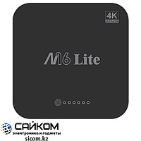ANDROID TV BOX M16 Lite / YouTube / Настройка домашнего Кинотеатра