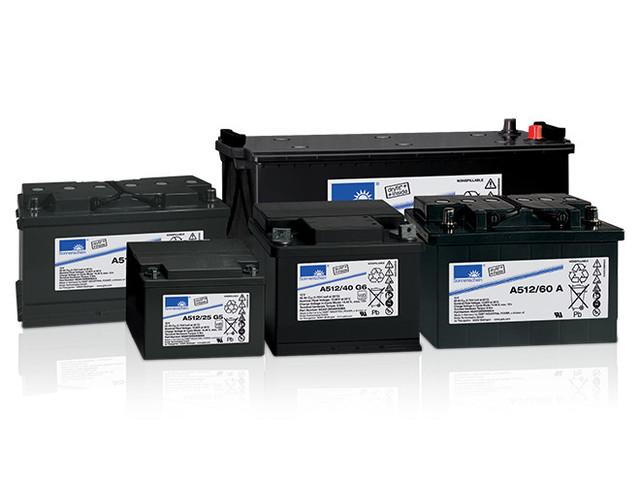 Стационарные аккумуляторы Exide Sonnenschein A500