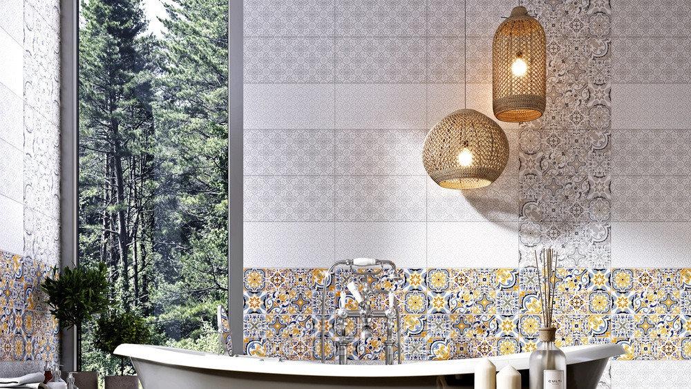 Кафель | Плитка настенная 20х40 Алькора | Alcora