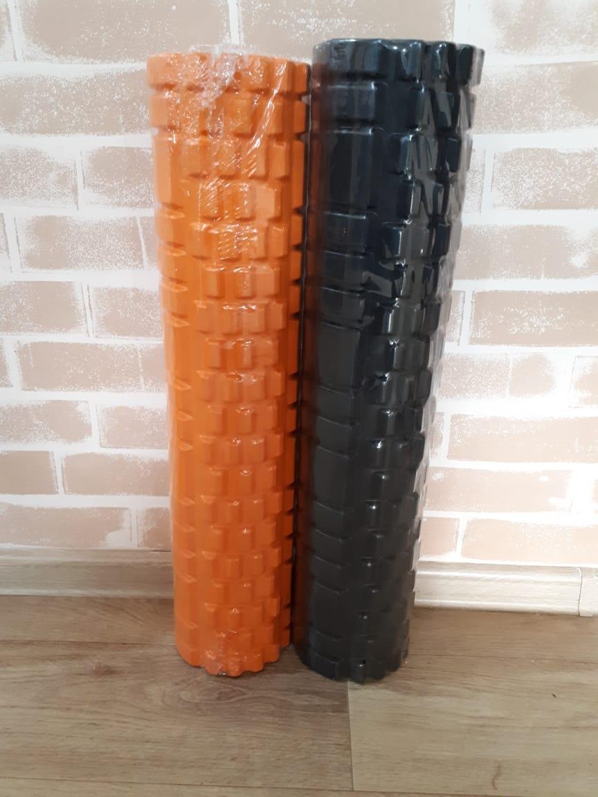 Массажный валик (ролик) для фитнеса 60 см