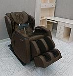 Массажное кресло Casada Hilton III Brown, фото 2