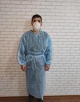 Халаты одноразовые медицинские