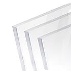 Оргстекло прозрачное (№3) 2,03м х3,05м, фото 2