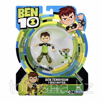"""Ben 10 """"Бен и гуманоид"""" фигурка 12.5 см, 76101"""