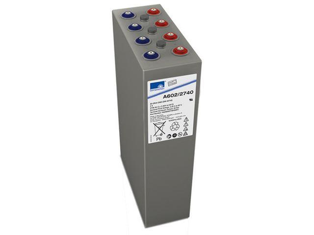 Стационарные аккумуляторы Exide Sonnenschein A600
