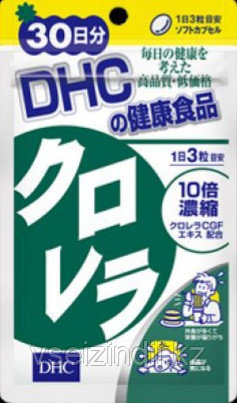Хлорелла DHC, 30 дней