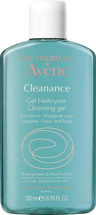 AVENE СLEANANCE Гель очищающий   CLEANANCE GEL 200  мл