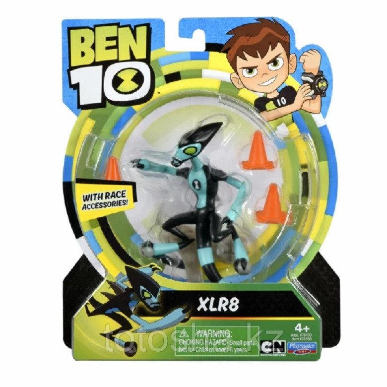 """Ben 10 """"Молния"""" фигурка 12.5 см, 76108"""