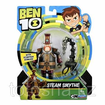 """Ben 10 """"Стим Смит"""" фигурка 12.5 см, 76109"""