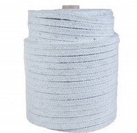 Керамический уплотнительный шнур квадратного сечения 50×50 мм