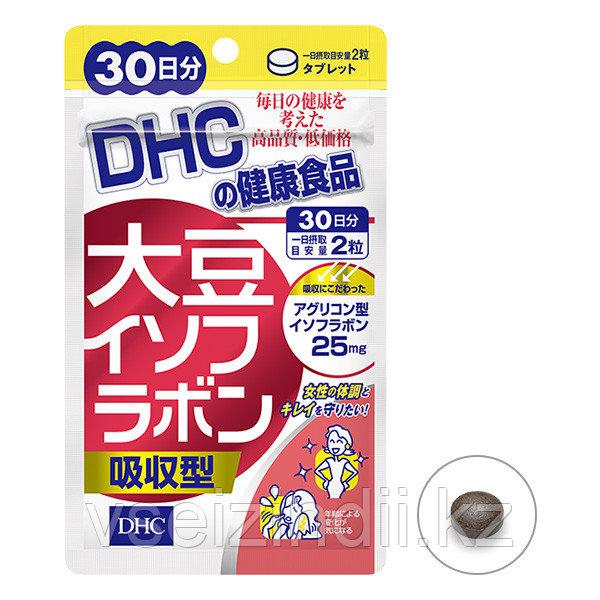 Изофлавоны сои DHC, 30 дней