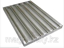 Противень для багета 600х400 (5 слотов)