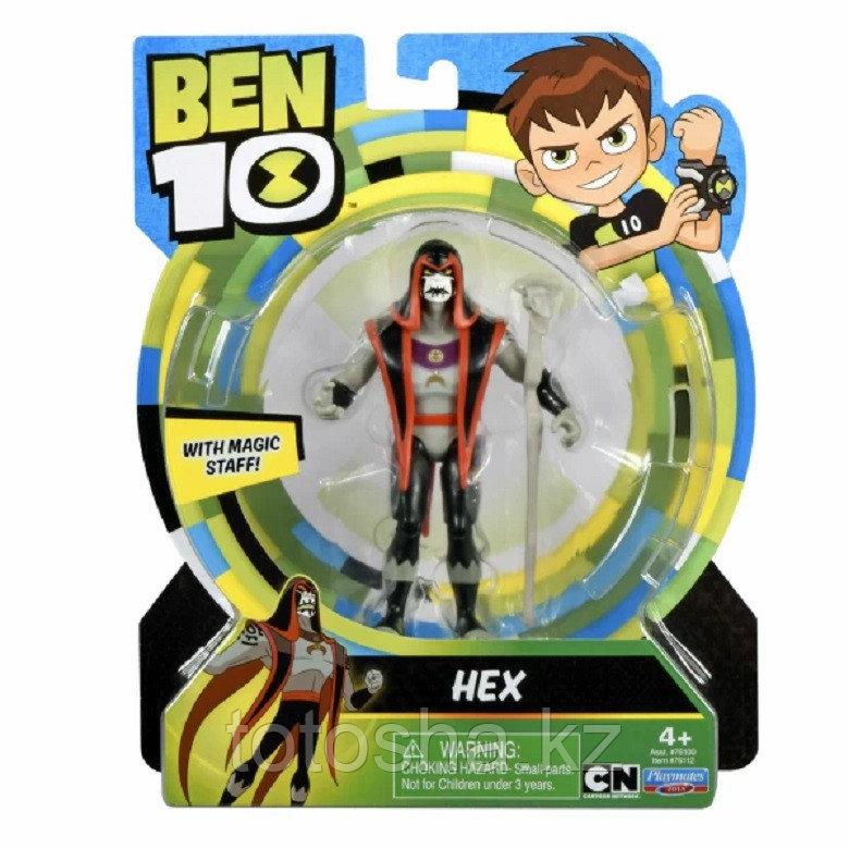 """Ben 10 """"Хекс """" фигурка 12.5 см, 76112"""