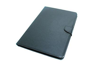 Ультратонкий чехол-книжка для Samsung Galaxy Tab A (SM-T515) 10.1, цвет черный