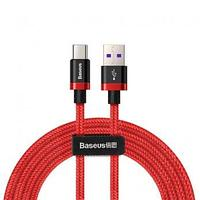 Baseus Purple Gold Red HW flash charge cable USB For Type-C 40W 2m