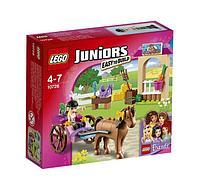 LEGO Игрушка LEGO Джуниорс Карета Стефани -
