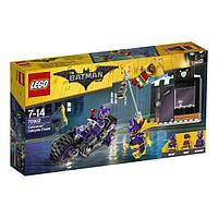 LEGO Игрушка LEGO ЛЕГО Фильм: Бэтмен Погоня за Женщиной-кошкой -