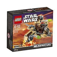 LEGO Игрушка LEGO Звездные войны Боевой корабль Вуки™ -
