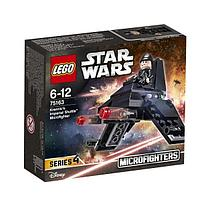 LEGO Игрушка LEGO Звездные войны Микроистребитель Имперский шаттл Кренника™ -