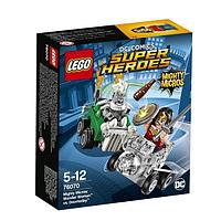 LEGO Игрушка LEGO Супер Герои Mighty Micros: Чудо-женщина™ против Думсдэя™ -