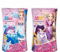 Hasbro Hasbro Disney Prince Модная кукла Принцесса в платье со сменными юбками (в ассортименте) -
