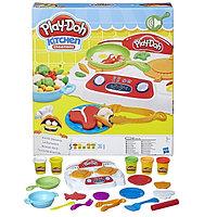 """Hasbro Hasbro Play-Doh Игровой набор """"Кухонная плита"""" -"""