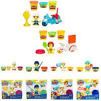 Hasbro Hasbro Play-Doh игровой набор Транспортные средства + фигурки -