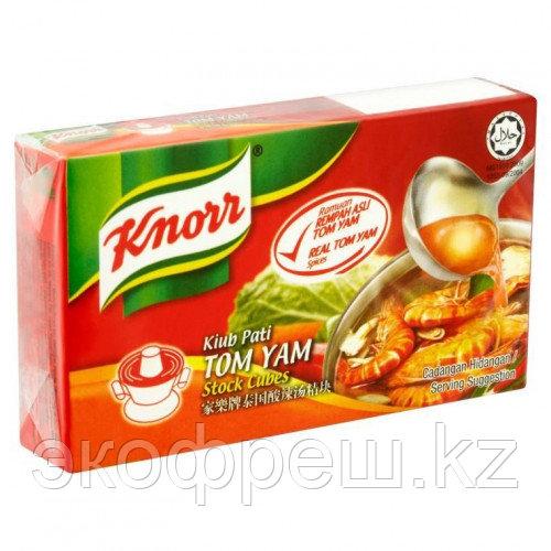 Концентрат бульона тайского супа Том Ям Knorr, 24 грамм