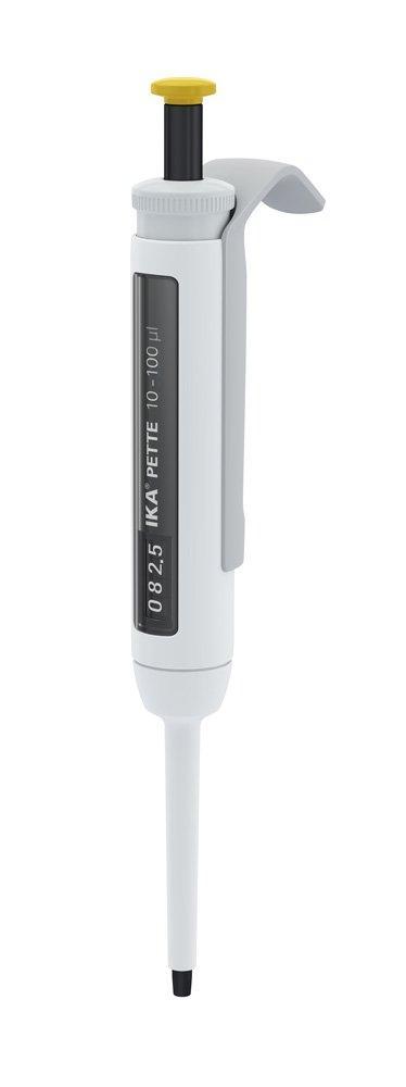 Пипет - дозатор IKA Pette vario 10-100 µl