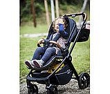 Коляска детская прогулочная Moon Resea Sport, Black 2021, фото 2