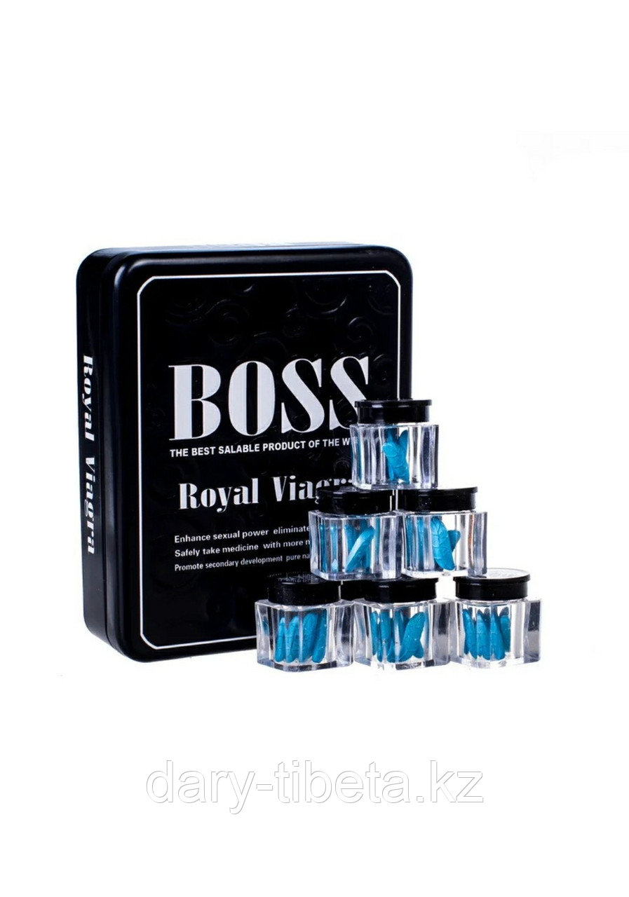Boss Royal (упаковка 27 таблеток)