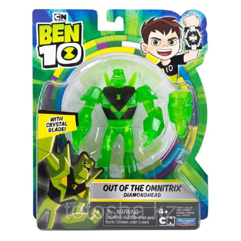 """Ben 10 """"Алмаз из Омнитрикс"""" фигурка 12.5 см, 76157"""