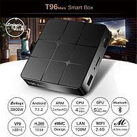 Смарт ТВ приставка Android TV BOX T96 Mars 2G/ 16G