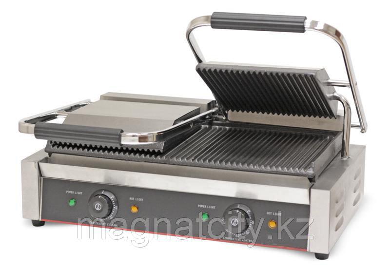 Тостер, гриль контактный для донера (двойной) (570х362х210 мм, 3,6 кВт, 220 В)