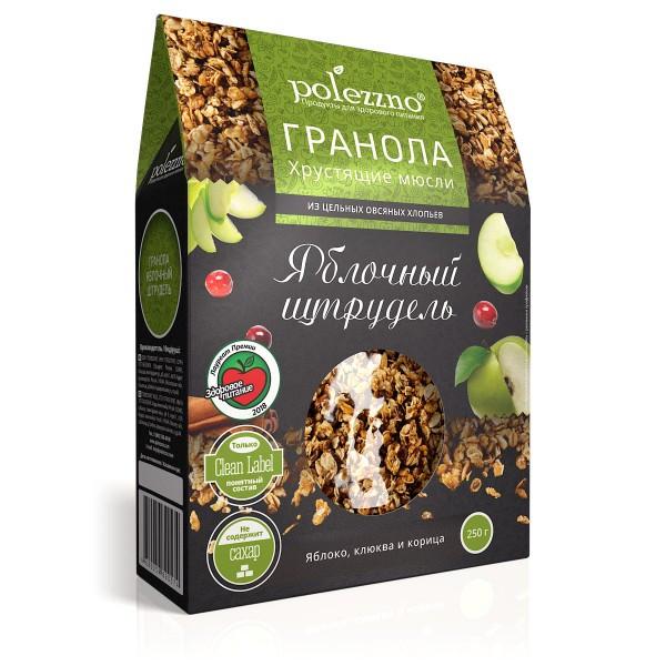 Гранола Яблочный Штрудель