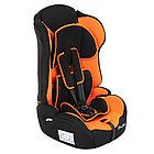 Удерживающее устройство для детей 9-36 кг BAMBOLA PRIMO Черный/Оранжевый