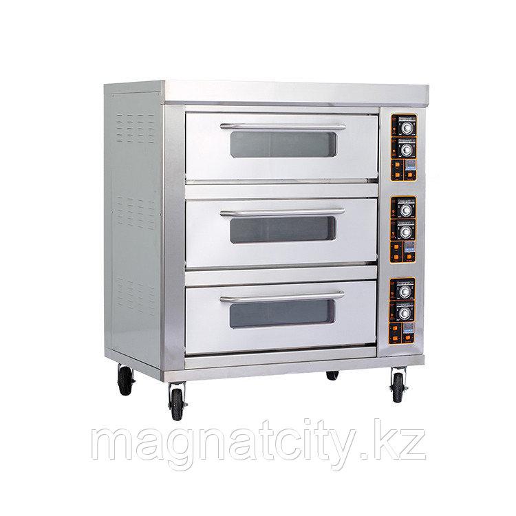 Жарочный шкаф 3-секционный, 3 листа, электр (DFL-33C)