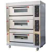 Жарочный шкаф 3-секционный, 6 листов, газ (RFL-36C)